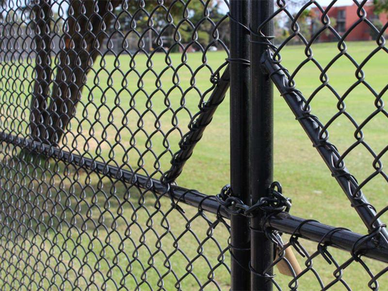 栅栏勾花网