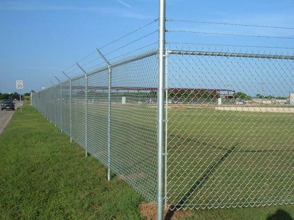 勾花网围栏应用案例