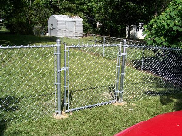 汕头圈地勾花网围栏应用案例